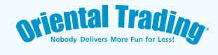 Oriental Trading Coupon & Promo Codes