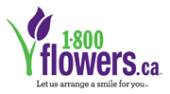 1-800Flowers Canada Coupon & Promo Codes