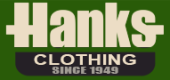 Hanks Clothing Coupon & Promo Codes