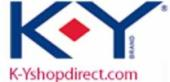 K-Y Shop Coupon & Promo Codes