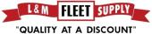 L & M Fleet Supply Coupon & Promo Codes