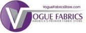Vogue Fabrics Coupon & Promo Codes